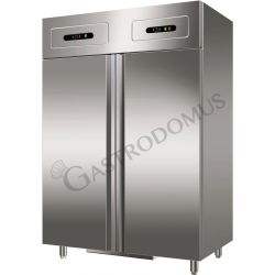 Kühlschrank – statische Kühlung – 600 L + 600 L – 2 Temperaturzonen +2°C/+8 °C und -18°C/-20°C