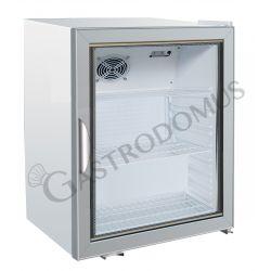 Barkühlschrank – statische Kühlung – Nutzvolumen 115 L – Temperaturbereich +2 °C / + 8 °C