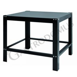 Untergestell – lackierter Stahl