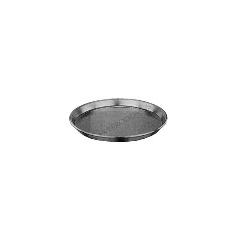 Backblech – rund – Aluminium – Durchmesser 500 mm – H 60 mm