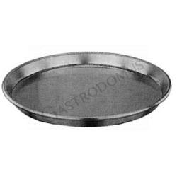 Backblech – rund – Aluminiumblech – Durchmesser 280 mm – H 20 mm
