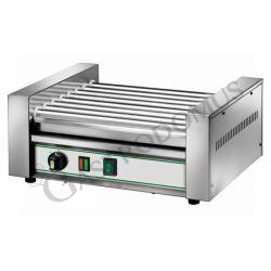 Hot-Dog Grill – 8 Rollen – Leistung 1800 W