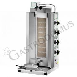 Dönergrill – Gas – 8 Brenner
