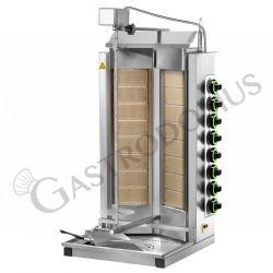 Dönergrill – Gas – 8+8 Brenner