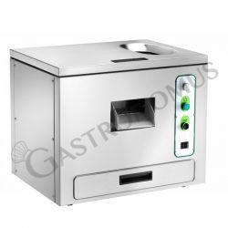 Besteckpoliermaschine – Tischgerät – 3000 Besteckteile pro Stunde