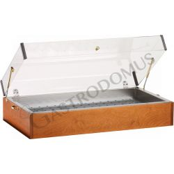 Ausstellungskühlbox - B 900 mm x T 480,5 mm x H 230 mm