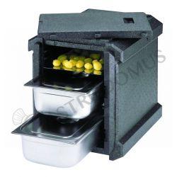 Thermoboxen – Polypropylen – Gastronorm – Kapazität 83 L