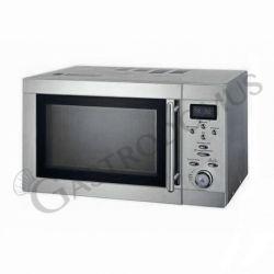 Mikrowelle – digitales Display – Kapazität 25 L – 900 W