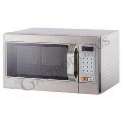 Programmierbare Mikrowelle – digitales Display – Kapazität 26 L – 1100 W
