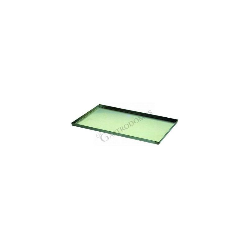 Backblech – quadratisch – Teflon – 600 mm x 400 mm – H 20 mm