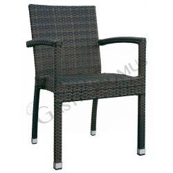 Throne Stuhl – Aluminium – Polyethylen Gewinde