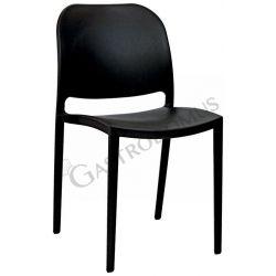 Lilly Stuhl – Struktur – Sitzfläche & Rückenlehne – Polypropylen – Glasfaser