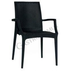 Sofia Stuhl – Struktur – Sitzfläche & Rückenlehne – Polypropylen