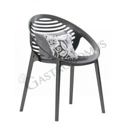 Mira Stuhl – Struktur – Sitzfläche & Rückenlehne – Polypropylen