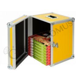 Thermobox aus Alveolarkunststoff – 52 x 52 x 35 cm