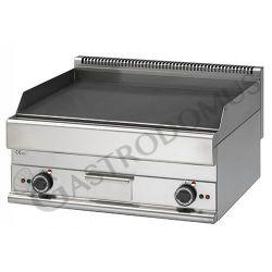 Elektro Bratplatte – Tischgerät – 2 Kochzonen – dreiphasig – 9000 W – Serie 650