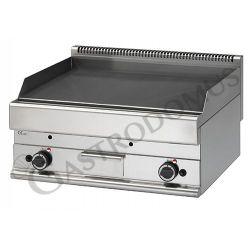 Gas Bratplatte – Tischgerät – 2 Kochzonen – 11400 W – Serie 650