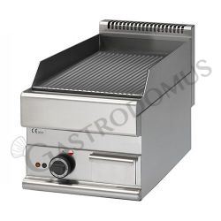 Elektro Grillplatte – Tischgerät – dreiphasig – 4500 W – Serie 650
