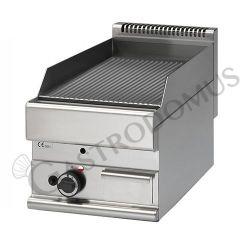 Gas Grillplatte – Tischgerät – 5700 W – Serie 700