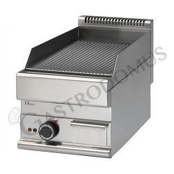 Elektro Grillplatte – Tischgerät – dreiphasig – 4500 W – Serie 700