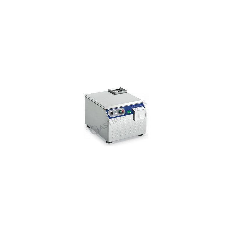 Besteckpoliermaschine – Tischgerät – 2500/3000 Besteckteile pro Stunde