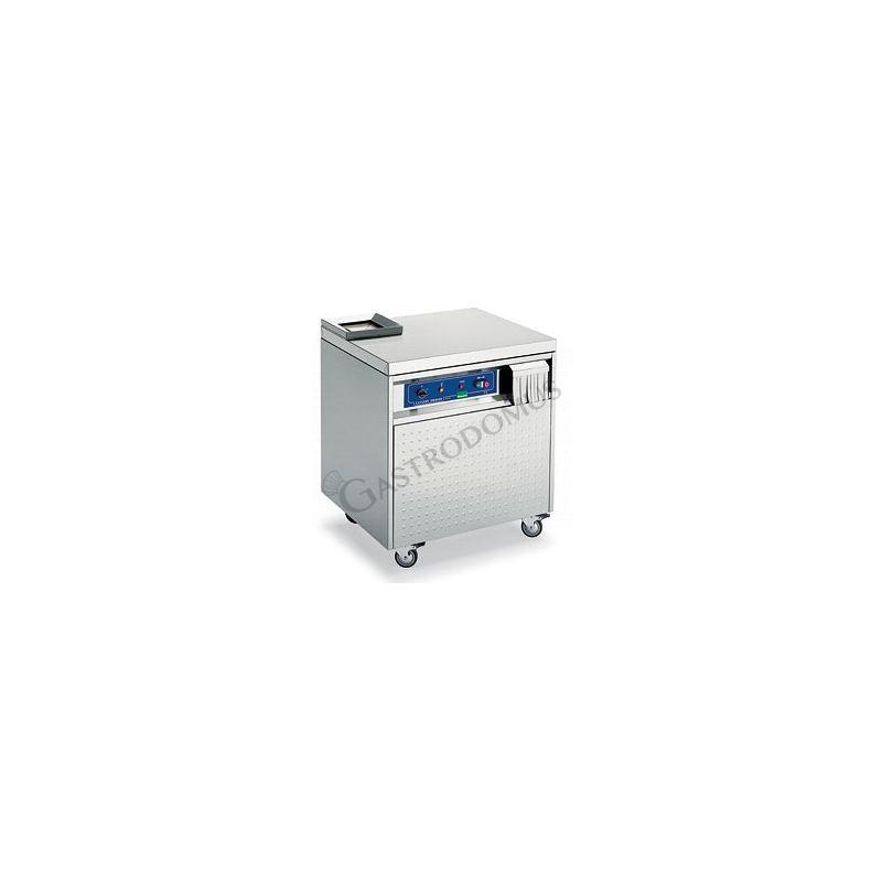 Besteckpoliermaschine – 5000/6000 Besteckteile pro Stunde