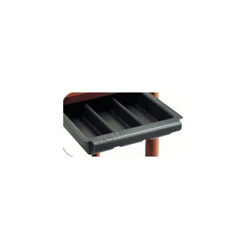 Besteckkasten – ausziehbar – PVC