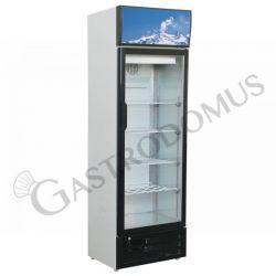Getränkekühlschrank – statische Kühlung – Nutzvolumen 290 L – Temperaturbereich +2°C/+8°C
