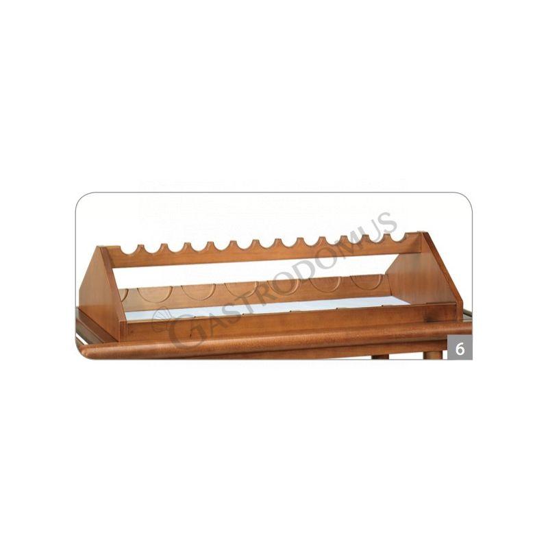 Flaschenhalter – Holz – 13 Absteller