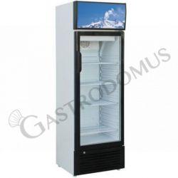 Getränkekühlschrank – statische Kühlung – Nutzvolumen 244 L – Temperaturbereich +2°C/+8°C