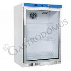 ECO Kühlschrank mit statischer Kühlung – Glastür – Temperaturbereich + 2 °C/+ 8 °C – 130 L