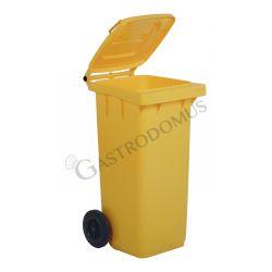 Abfallbehälter - Mülltonne – getrennte Sammlung – 120 L