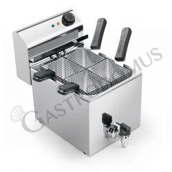Elektro Tisch-Nudelkocher –1 Becken –  Kapazität 6 L