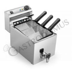Elektro Tisch-Nudelkocher –1 Becken –  Kapazität 8 L