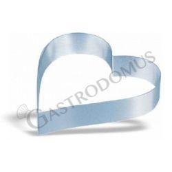 Ausstecher – Herzform – 22 cm x H 4,5 cm