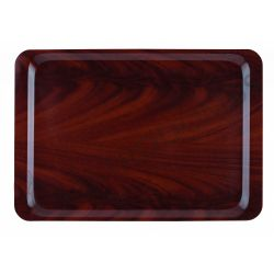 Tablett – Laminat – Euronorm – Abmessungen 530 x 370 mm