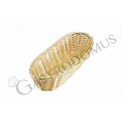 Brotkorb – oval – T 100 mm