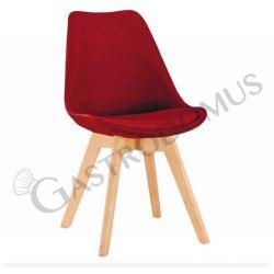 Union1 Stuhl – Struktur – Holz – Sitzfläche & Rückenlehne – Stoff