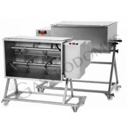 Fleischkneter – Doppel Mischer – maximale Kapazität 120 Kg
