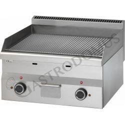 Elektro Grillplatte – Tischgerät – 2 Kochzonen – einphasig – 6000 W – Serie 600