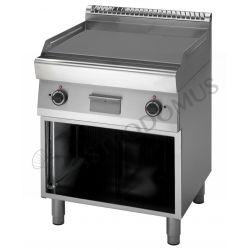Elektro Bratplatte – Standgerät – 2 Kochzonen – dreiphasig – 9000 W – Serie 700