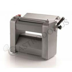 Teigausroller – dreiphasig – B 550 mm T 350 mm x H 400 mm – Edelstahlwalzen 320 mm