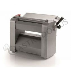 Teigausroller – dreiphasig – B 550 mm T 350 mm x H 400 mm – Holzwalzen 320 mm