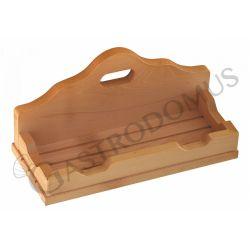 Schaufelablage – Holz