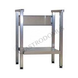 Untergestell für Geschirrspülmaschinen/Gläserspülmaschinen – B 590 mm x T 570 mm x H 510 mm