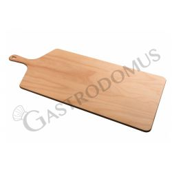 Servierbrett – Holz – rechteckig – 40 x 60 cm