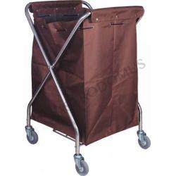 Wäschewagen – klappbar – Rollen