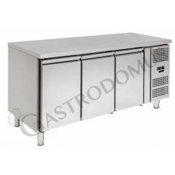 Kühltisch –  3 Türen – Tiefe 700 – Temperaturbereich - 2 ° C / + 8 ° C