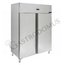 Kühlschrank mit Umluftkühlung – 2 Türen – Temperaturbereich -2 °C / + 8 °C – Volumen 1333 L