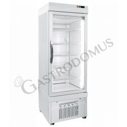 Kuchenvitrine – statisch – Glastür – 400 L – Temperatur +2 °C/+10 °C